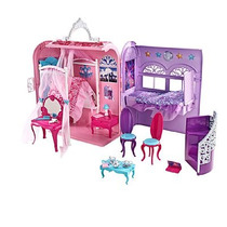 Oferta! Quarto Da Barbie Princesa E Pop Star Mattel X3706