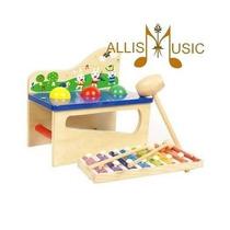 Brinquedo Xilofone 2 Em 1 Frete Grátis