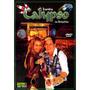 Dvd - Banda Calypso: Na Amazônia Novo Lacrado E Original