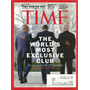 produto Revista Time: George Bush, Barack Obama & Bill Clinton