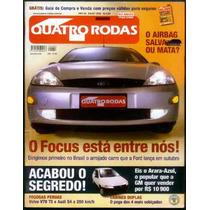 4rodas N.480 Jul 2000 - Volvo V70 T5 E Audi S4
