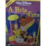 Vhs Original ¿  A Bela E A Fera - Disney Clássicos