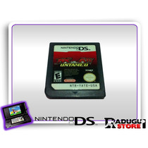 Ds Mx Vs Atv Untamed Original Nintendo Ds