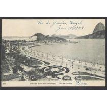 Postal 1908, 195 Avenida Beira Mar Botafogo Rio De Janeiro