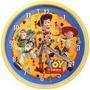 Relogio De Parede Infantil Disney Na Caixa- Escolha O Seu