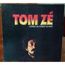Lp Tom Zé - Correio Da Estação Do Brás - 1978