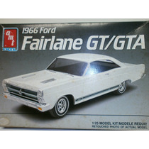 Amt. Ertl. Ford Fairlane Gt. Gta. 1966. Made Usa. Lacrado.