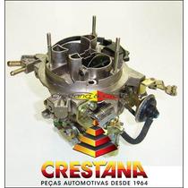 49520702 Carburador Tldf Álcool Fiat 1.6 Uno Prêmio Elba