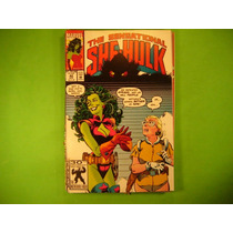 Cx L 92 Mangá Hq Dc Raridade The Sensational She Hulk 42