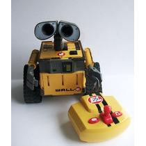 Wall-e Robô Controle Infravermelho Fala Anda Dança Chama Eva