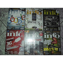 Revistas Info Exame - Informática, Hadware E Software