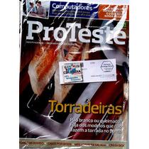 Revista Pro Teste 117-setembro 2012 - Torradeiras - Cdlandia