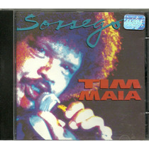 Cd Tim Maia - 1991 - Sossego