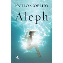 Livro Novo Sem Uso - Aleph - Paulo Coelho - Editora Sextante