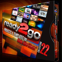 Projetos Editáveis After Effects Ready2go Volume 22