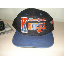 Bone New York Knicks - Snapback - Nba, Nfl, Nhl, Anos 90