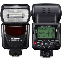 Flash Nikon Speedlight Sb700 Novo Em Sp Merclider Platinum