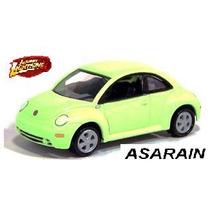 Jl - Vw - New Beetle Amarelinho - 1/64