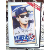 Billy Joel Live At Yankee Stadium Dvd Original Excelente Est