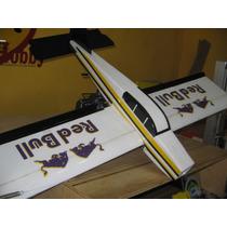 Aeromodelo Piper Cherokee Em Isopor P3 Somente O Avião