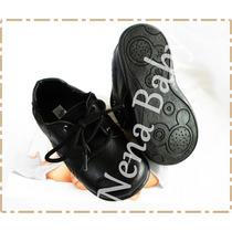 Sapato Social Para Bebê De 3 À 24 Meses