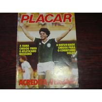 Placar 723 Reinaldo Palmeiras Bebeto Flamengo Gp Prost Volei
