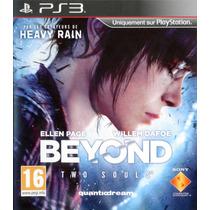 Jogo Playstation 3 Beyond Two Souls