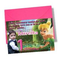 Kit Festa Infantil Convites De Aniversário Personalizado