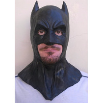 Máscara Batman Vs Superman (em Látex)