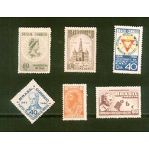 Coleção De Selos Novos Brasil - Anos 40 - S1638