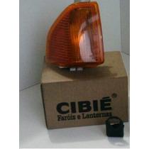 Pisca Seta Ambar Ford Escort 84/86 Original Cibié L/ Direito