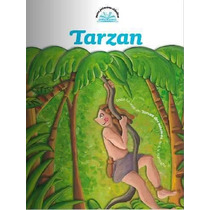 Livro - Tarzan - E. R. Burroughs - Infantil - Clássicos