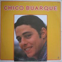 Lp Vinil Chico Buarque De Holanda - Raro.