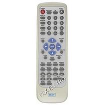 Controle Remoto Para Dvd Player Gradiente Modelo D-202