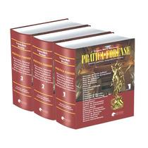 Prática Forense Execução Judicial, Extrajudicial 3 Vol.