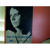 Beto Guedes Meu Ninho / Lp Vinil Disco Mix / Emi-odeon 1991