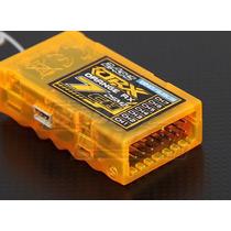 Receptor Orangerx R710 Spektrum Dsm2 Compatible 7ch W/failsa