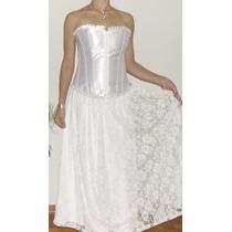 Vestido De Noiva Plus Size Em Renda Chantilly Afina Silhueta