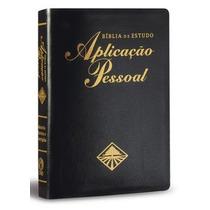 Bíblia De Estudo Aplicação Pessoal Frete Gratis