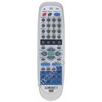 Controle Remoto Para Dvd Britania Modelo Matrix Plus