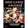 Dvd Meus Caros Amigos 3 (1985) - Novo Lacrado Original