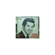 Compacto Vinil Trini Lopez - America / If I Had A Hammer 196
