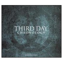 Cd/dvd Third Day Chronology Vol. 1 [eua] Novo Lacrado
