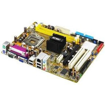 Placa Mãe Desktop Asus Intel Lga775 Ddr2 P5gc-mx - Original