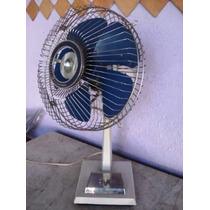 Ventilador Antigo General Eletric 110v Funcionando Otimo