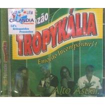 Cd Forrozao Tropykalia - Alto Astral - Vol 10 -orig-cdlandia