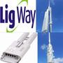 Kit Provedor Wireless Profissional Mikrotik - 2 Ghz E 5 Ghz