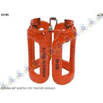 Bobina Motor Partida Wapsa 12v Trator Agrale