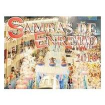 Cd-sambas De Enredo-lesga 2010