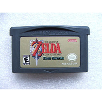 Zelda Link To The Past Four Swords Rpg Original Americano!!